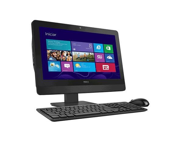 All In One Dell Optiplex I3 8gb 500gb Win 10 (mostruario)