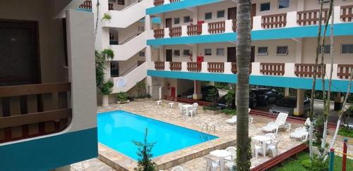 Imagem 1 de 20 de Apartamento Com 1 Dormitório À Venda, 40 M² Por R$ 220.000 - Massaguaçu - Caraguatatuba/sp - Ap4680