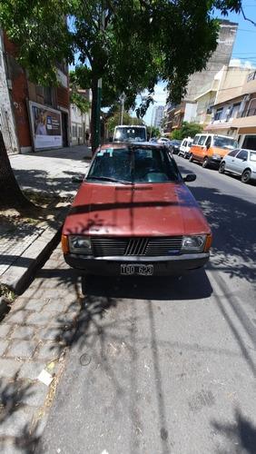 Fiat Uno 1.6 Scr 1991