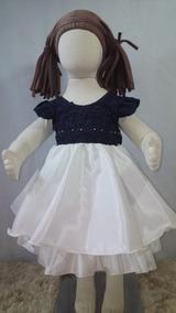 Vestido Infantil/bebê/festa/aniversário/roupa Inf C106