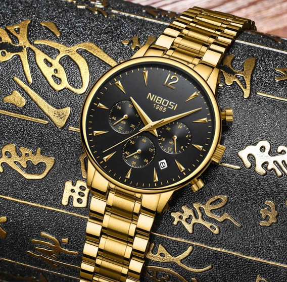 Nibosi Relógio Masculino