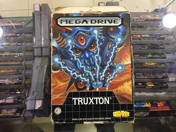 Truxton - Original Mega Drive Tectoy Completo