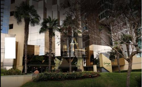 Imagem 1 de 10 de Excelente Sala Comercial Para Locação Com 52 M², Em Alphaville/barueri-sp  Confira! - Sa0584