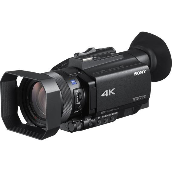 Câmera Sony Pxw-z90 4k Hdr Xdcam & Fast Hybrid Af