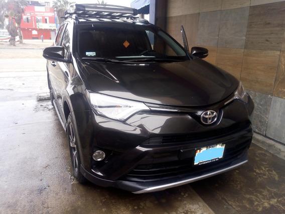 Camioneta Toyota Rav4 2016 (45000 Km)