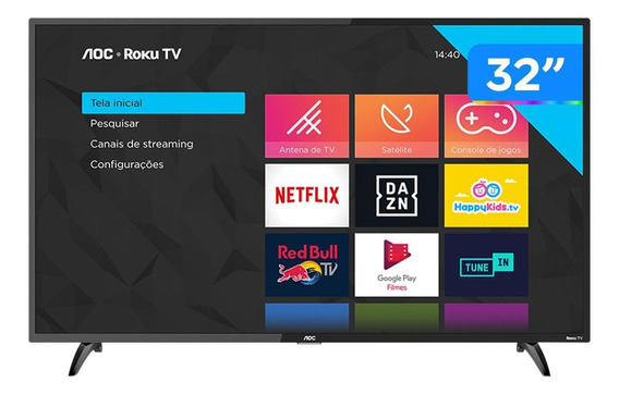Smart TV AOC 32S5195/78G LED HD 32""