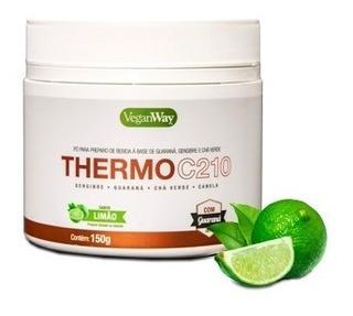 Thermo Green C210 150g - Veganway - Limão