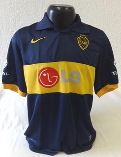 Camisa Boca Juniors 2009 Nike Original - Lg Total