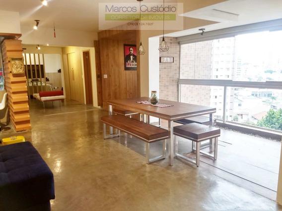 Studio Com 119m² Único Em São Caetano!! - V980