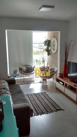 Apartamento Com 2 Dormitórios À Venda, 61 M² Por R$ 560.000 - Vila Romana - São Paulo/sp - Ap3822