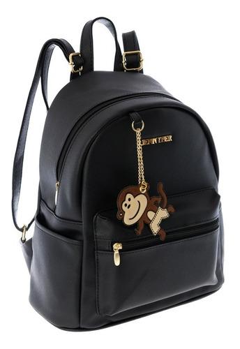 Imagen 1 de 7 de Mochilas Bolsa Backpack Para Dama Jennyfer Envio Gratis 8698