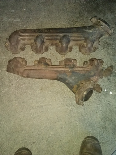 Múltiples Ford 460