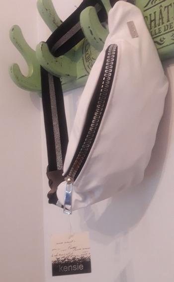 Riñonera Kensie, Importada, Cinturon Elastico
