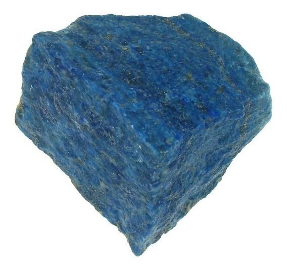 Lapis Lazule Bruta Natural 100g Pedra Cura Cristais