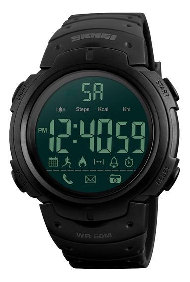 Skmei - Reloj De Pulsera Para Hombre, Impermeable, Bluetooth