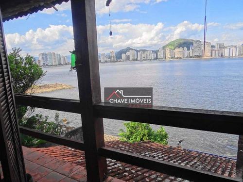 Imagem 1 de 30 de Sobrado Com 2 Dormitórios À Venda, 400 M² Por R$ 923.000,00 - Parque Prainha - São Vicente/sp - So0079
