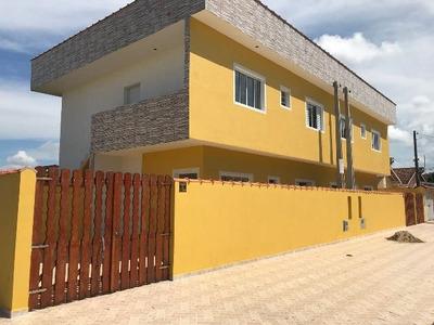 Sobrado 2 Dormitórios Em Itanhaém