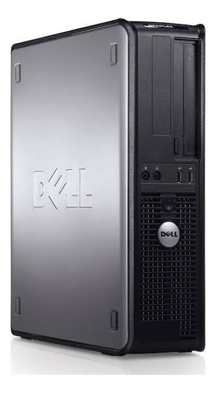 Pc Dell Optiplex 780 Core 2 Quad / 4gb / 320gb / Dvd / Win 7