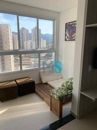 Imagem 1 de 18 de Loft À Venda, 43 M² Por R$ 330.000,00 - Loteamento Mogilar - Mogi Das Cruzes/sp - Lf0002