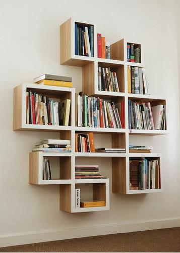 Librero White New