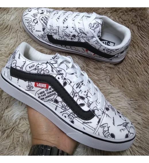 Tênis Vans Snoopy/ Original/promoção