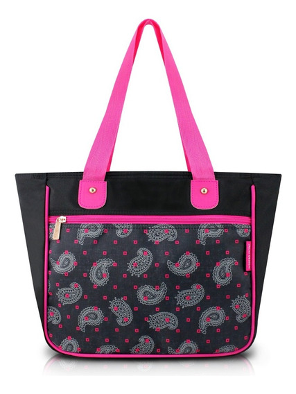 Bolsa Shopper Estampada