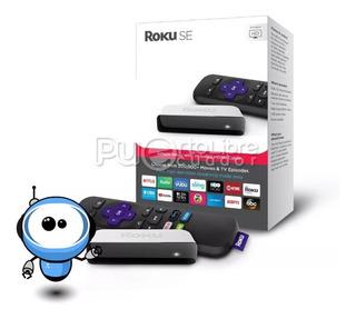 Roku Se + Google Chromecast + Netflix + Smartv Box + Spotify