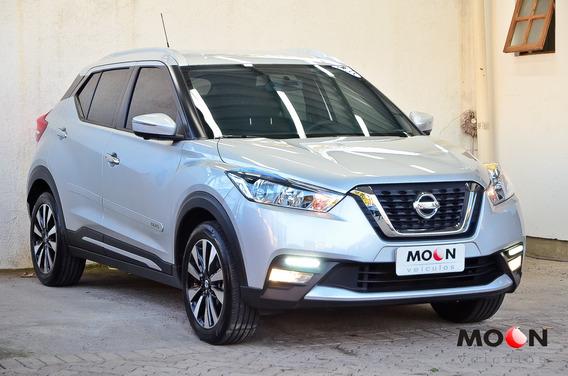 Nissan Kicks 1.6 Sv Cvt 2018 Un. Dono Revisões Garantia