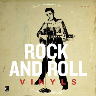 Rock And Roll Vinyls - Incluye 3 Cd´s - Libro Imperdible!