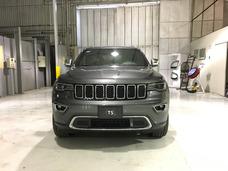 Gnd Cherokee Ltd (v8) 4x4, Modelo 2018, Blindada Nivel 5