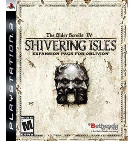 Jogo Shivering Isles De Playstation 3 Ps3 / Midia Fisica