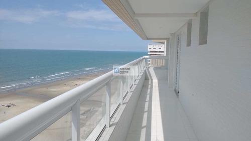 Apartamento Com 3 Dorms, Aviação, Praia Grande - R$ 699 Mil, Cod: 2420 - V2420