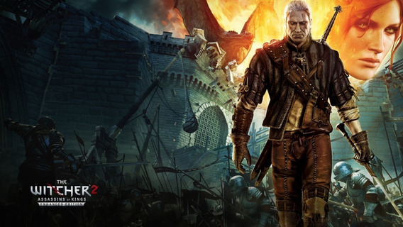 The Witcher 2 Assassins Of Kings Enhanced Pc Key Steam