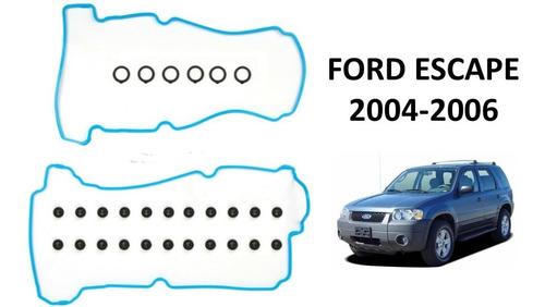 Set Empacaduras Tapa Valvulas Ford Escape V6 3.0 2004-2006