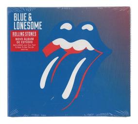 Rolling Stones-blue & Lonesome (lanç.orig.2016)