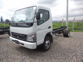 Ultimas Unidades Camion Fuso Canter 7.5 L 0 Kms