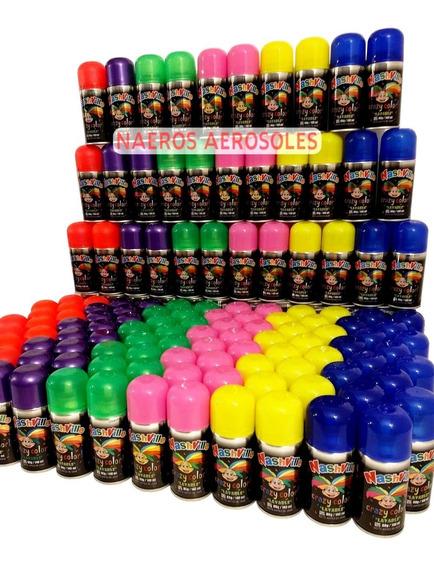 Pintapelo X144 Pintura Para El Pelo Lavable Colores Cotillon