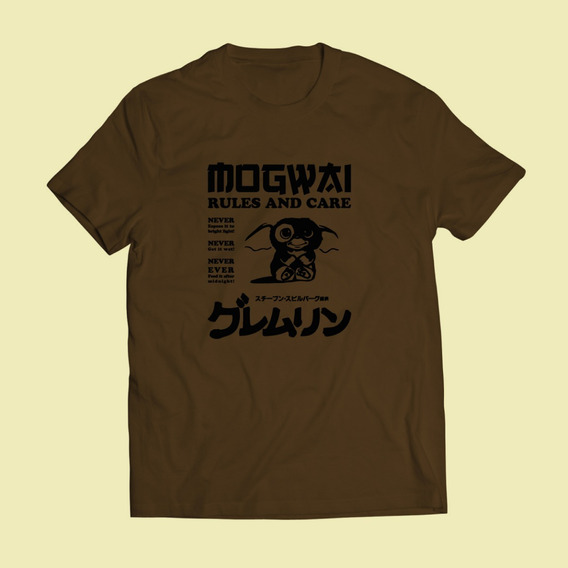Camiseta Gremlins Guizmo