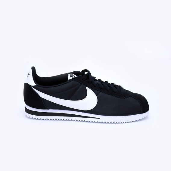 Tenis Nike Classic Cortez Nylon Negro