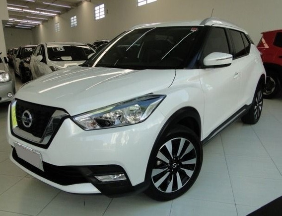 Nissan Kicks 1.6 Automático Semi Nova Assuma Parcelas Fixas
