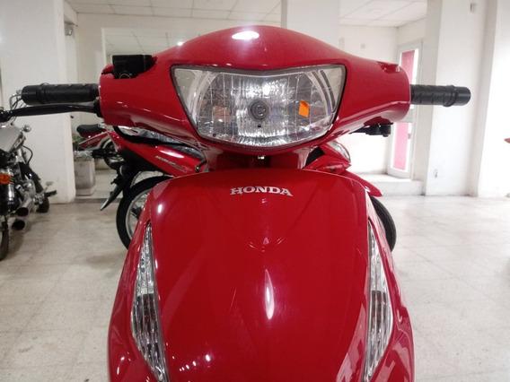 Honda Biz 125 Concesionario Oficial División Ruedas