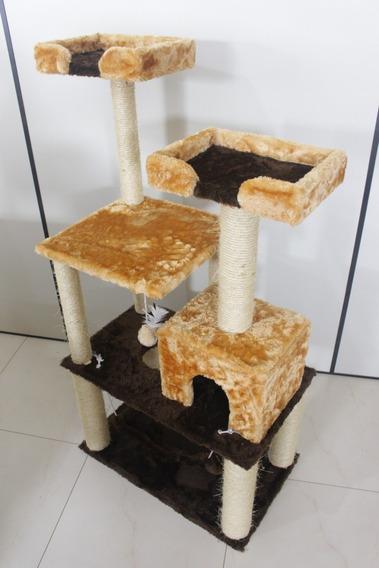 Arranhador Para Gato Madagascar Castelo Gigante
