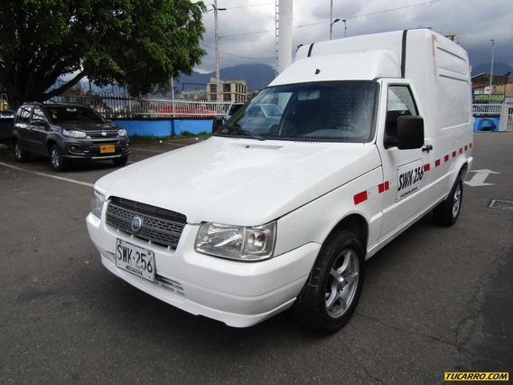Fiat Fiorino Van Cargo