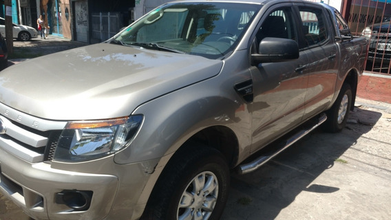 Ford Ranger 3.2 Xls 4x2 2015, Muy Buena!, Pocos Kms, Fac Pto
