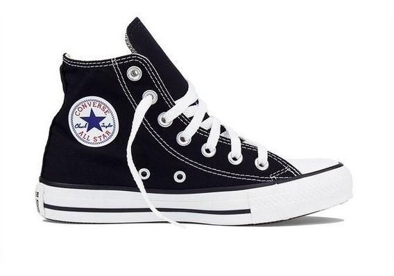 Tênis Converse Cano Alto All Star Preto