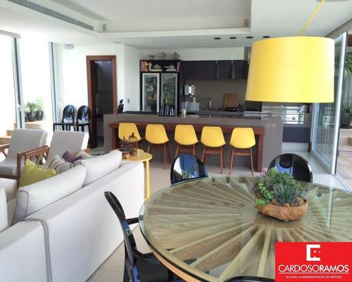 Imagem 1 de 29 de Mansão Alto Luxo No Alphaville Salvador 1 - Ca00784 - 67690168