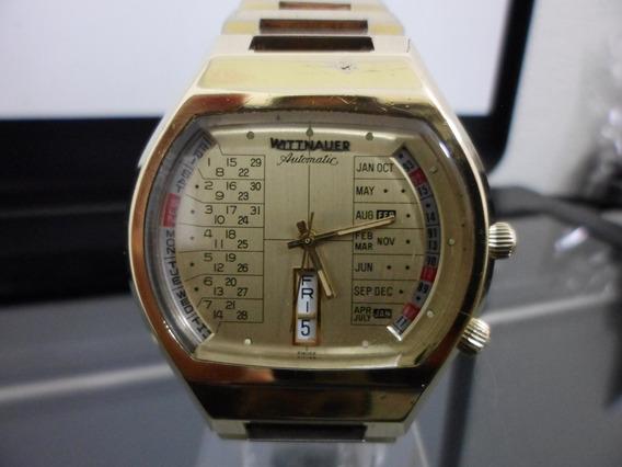 Wittnauer Vintage Raro Automatico Coleccion Caballero
