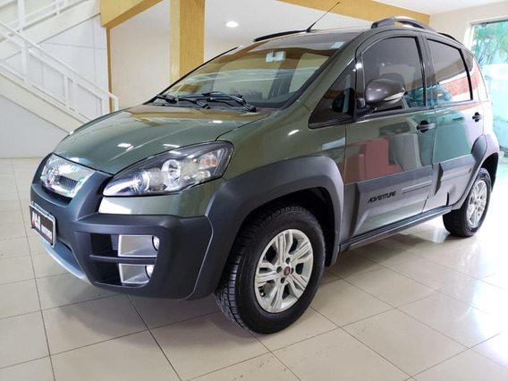 Fiat Idea 1.8 16v Adventure Flex 5p 2013 58.000 Km Impecável