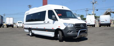 Mercedes-benz Sprinter 516 Cdi Passageiro Executiva 21l