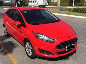 Ford Fiesta 1.6 Se Sedan At